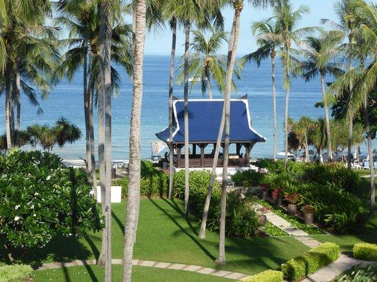 Centara Grand Beach Resort Samui : View from balcony