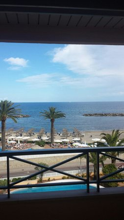 Levante Park Hotel: View from 310