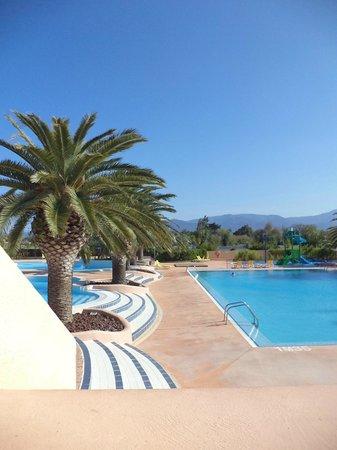 Camping Calagogo: piscine