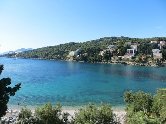 Hotel Vis: Loved waking up to this!