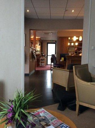 Hotel Saint Jean: lobby