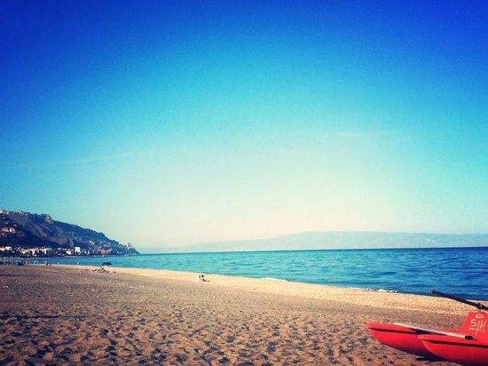 Lido Playa Sole Luna: Mare splendido