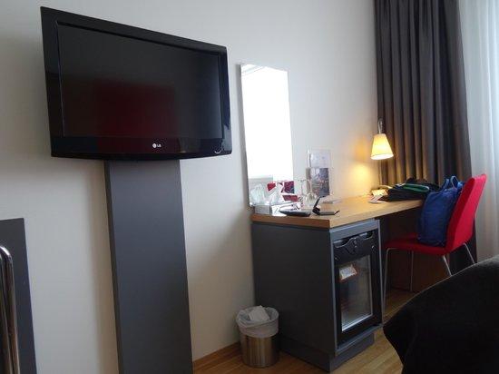 Thon Hotel Kirkenes: Room