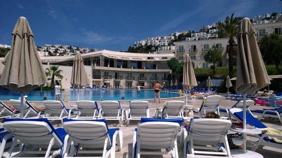 Yasmin Resort Bodrum : Activity pool
