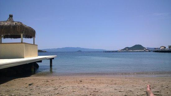 Yasmin Resort Bodrum : Privet beach