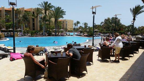 Barcelo Fuerteventura Thalasso Spa: Main pool