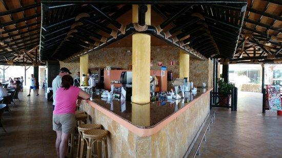Barcelo Fuerteventura Thalasso Spa: Pool bar