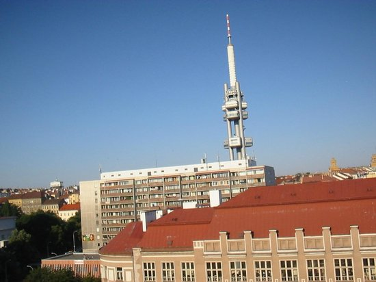 Congress & Wellness Hotel Olsanka SUPERIOR: Hotel Olsanka  |  Taboritska 23/1000, Прага 130 00, Чешская Республика