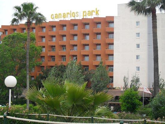 HSM Canarios Park: The hotel