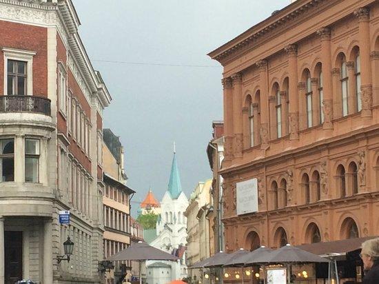 Old City Riga (Vecriga): More Squares