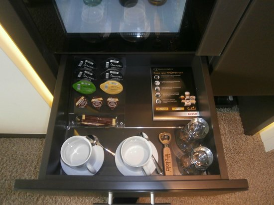 i31 Hotel: coffee