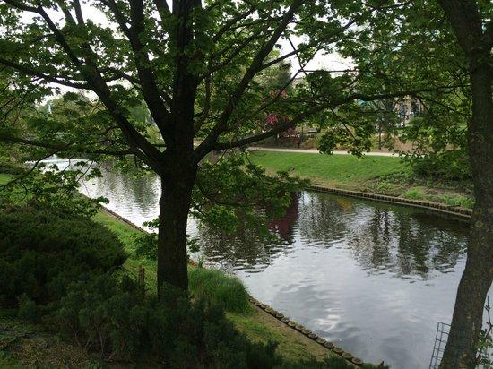 Old City Riga (Vecriga): Canal and Opera