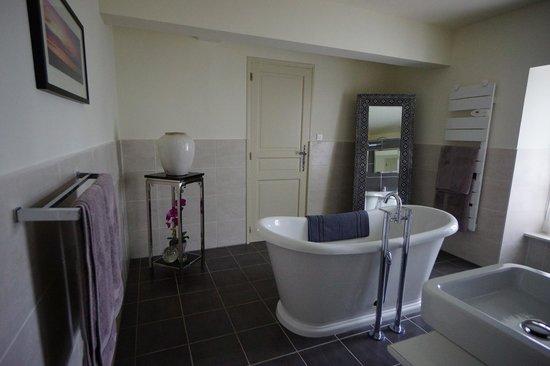 Maison Laurent : Bathroom of Room 5