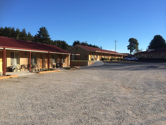 Black Gold Motel: Great location