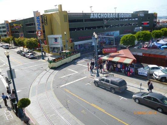 Holiday Inn San Francisco Fishermans Wharf : Vista camera