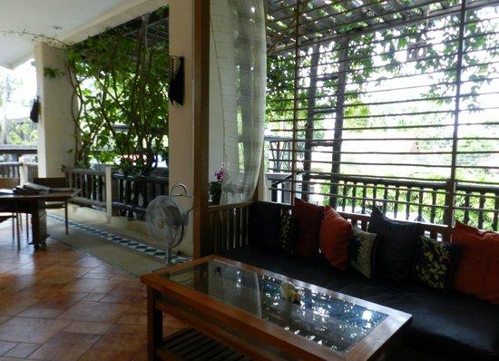 Pakasai Resort: The lobby