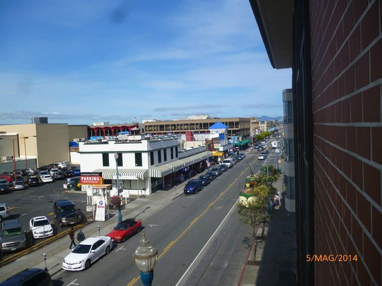 Holiday Inn San Francisco Fishermans Wharf : vista camera