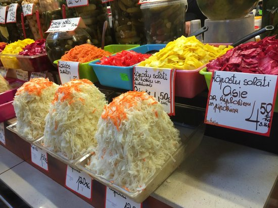 Riga Free Tour: Central Market - Pickling Hall