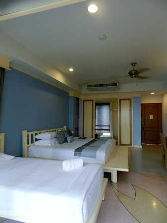 Pakasai Resort : Superior room