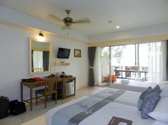 Pakasai Resort: The superior room