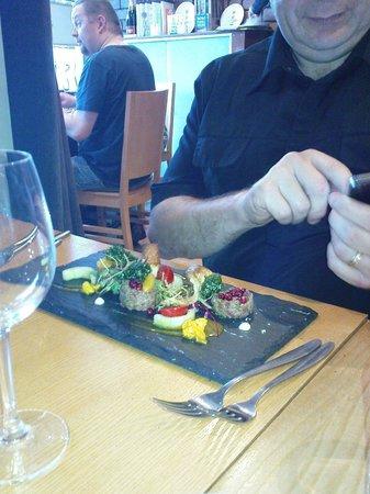 Spire : Steak tartare
