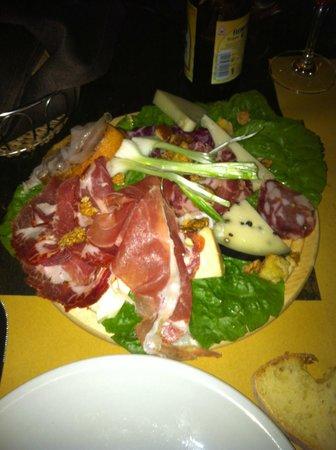 the Ninnetti Night non solo pub : Megatagliere