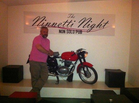 """the Ninnetti Night non solo pub : Angolo """"motards"""" :)"""