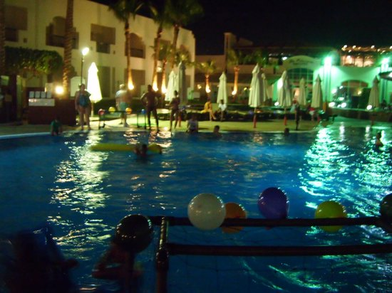 Pool Party At Night Time Picture Of Xperience St George