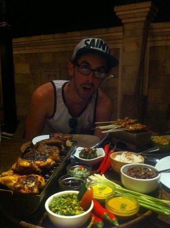 Bumbu Bali : Master James