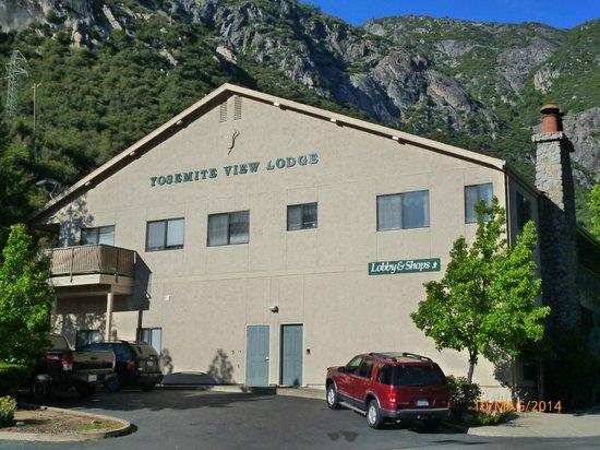 Yosemite View Lodge : Esterno