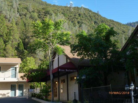 Yosemite View Lodge : ristorante