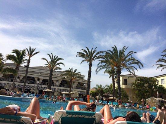 Gran Oasis Resort: Gran oasis pool area