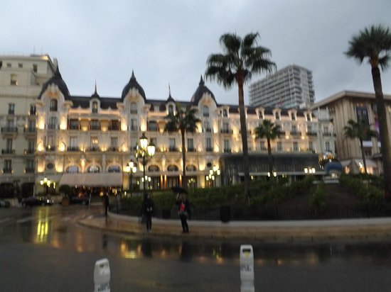 Cafe de Paris Monte-Carlo : View from the seats outside
