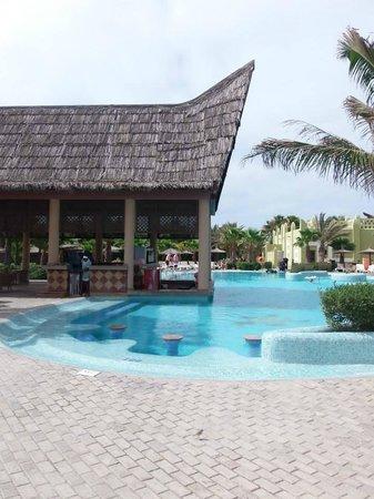 Hotel Riu Palace Cabo Verde : Swim up bar