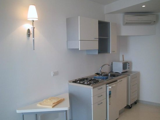 Coltur Suites: cucina