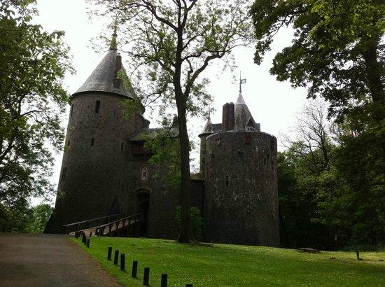 Castell Coch: Castle Coch