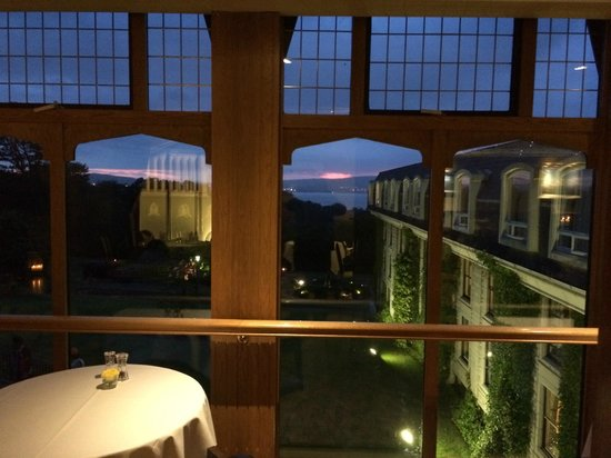 Culloden Estate & Spa: DINNING EXPERIENCE TO SAVOUR FLAVOUR.