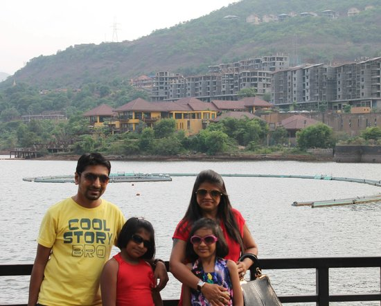The Waterfront Shaw, Lavasa: Hotel Promenade
