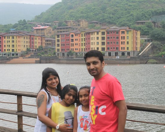The Waterfront Shaw, Lavasa: View from Club