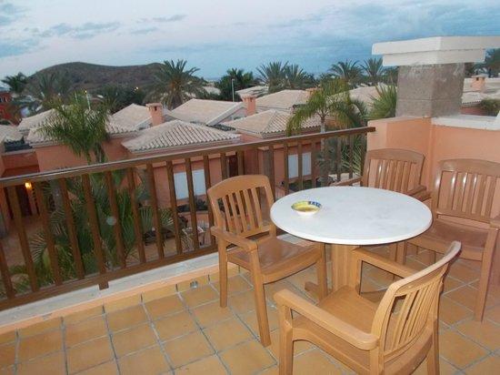Green Garden Resort & Suites: Balcony View