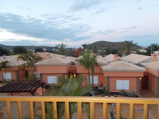 Green Garden Resort & Suites: View from Balcony