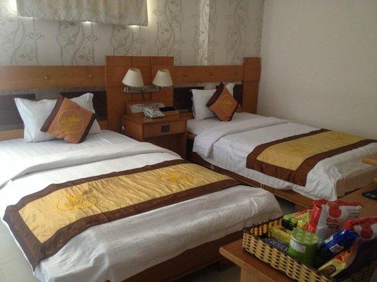 Kelly Hotel: Twin room