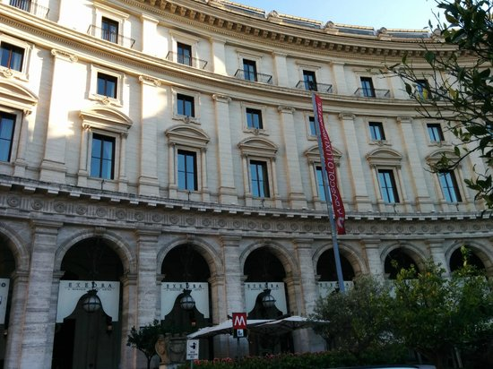 Boscolo Exedra Roma, Autograph Collection: hotel exterior