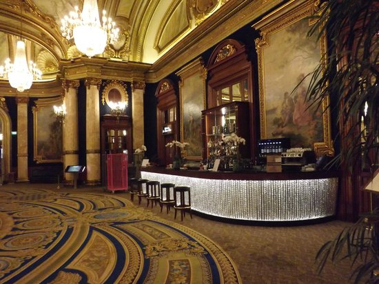 Casino of Monte-Carlo : Amazing decor