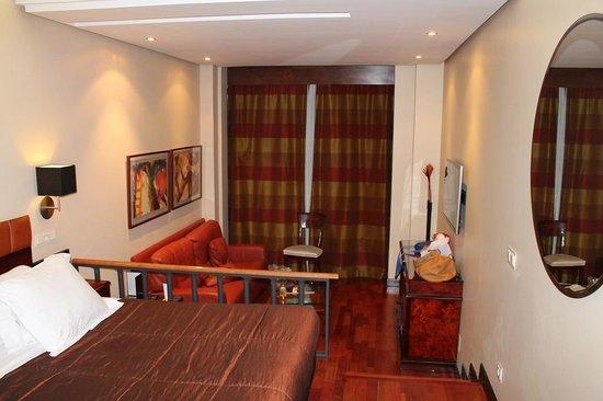 Hotel Villa Real : Номер