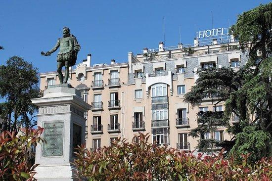Hotel Villa Real: 17.04.14