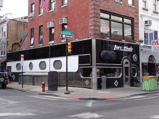 Jim's Steaks South St. : Jim's on South Street