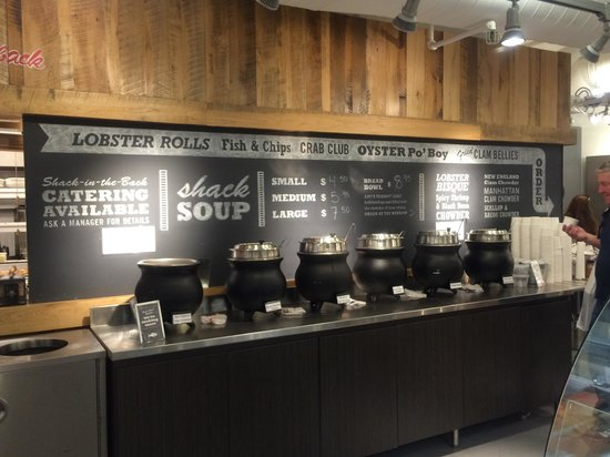 The Lobster Place : Soup