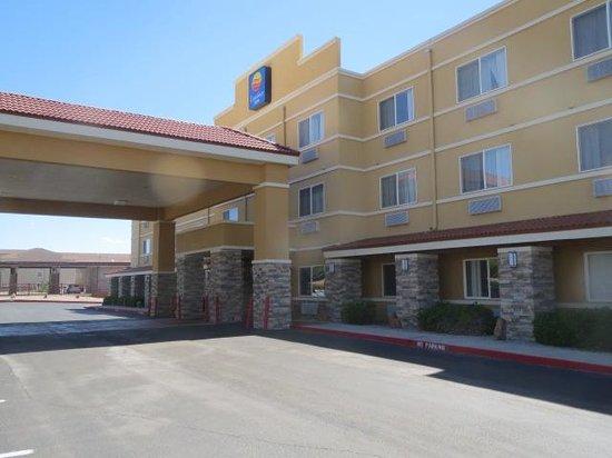 Comfort Inn Albuquerque Airport: 1