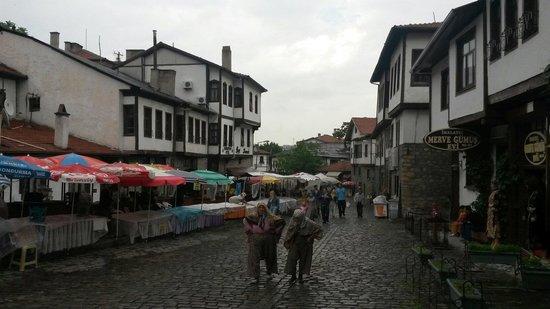 Beypazari, تركيا: Tarihi çarşı